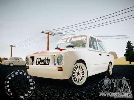 Edición de VAZ-2101 Drift para GTA 4