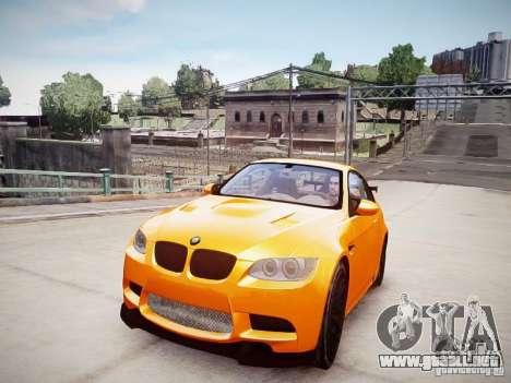 BMW M3 GT-S para GTA 4 visión correcta