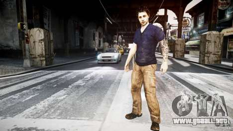 Jason Brodie para GTA 4 tercera pantalla