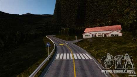 New Akina para GTA 4 tercera pantalla