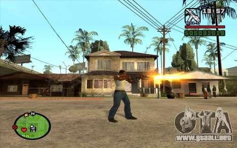 AKM para GTA San Andreas tercera pantalla