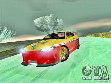 Nissan Silvia S15 Calibri-Ace para GTA San Andreas