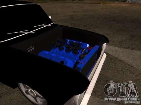 Moskvitch 408 estilo Extra para la visión correcta GTA San Andreas