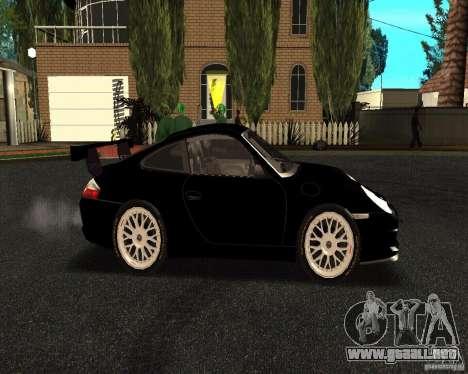 Porsche 911 GT3 RS para la visión correcta GTA San Andreas