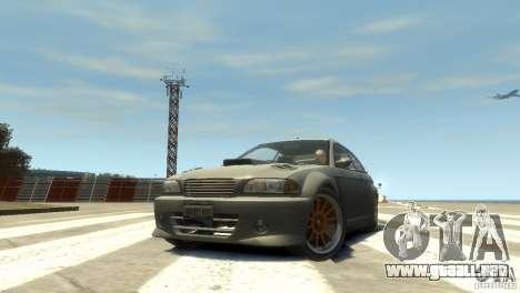 Sentinel Grand Sport para GTA 4
