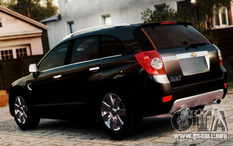 Chevrolet Captiva 2010 para GTA 4