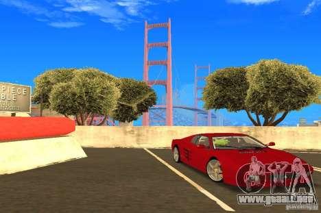 Ferrari 512TR para la visión correcta GTA San Andreas