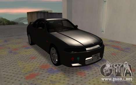 Nissan Skyline GTS25T (R33) para GTA San Andreas left