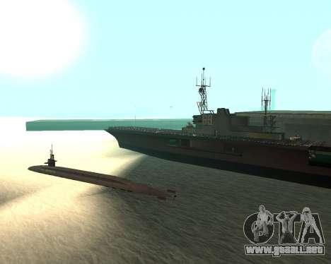 Real New San Francisco v1 para GTA San Andreas sexta pantalla