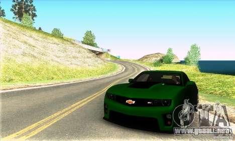 Real HQ Roads para GTA San Andreas séptima pantalla
