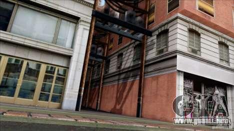 SA Beautiful Realistic Graphics 1.6 para GTA San Andreas quinta pantalla