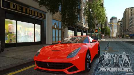 PhotoRealistic ENB V.2 Mid End PCs para GTA 4 tercera pantalla