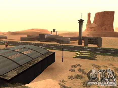 El nuevo aeropuerto para GTA San Andreas