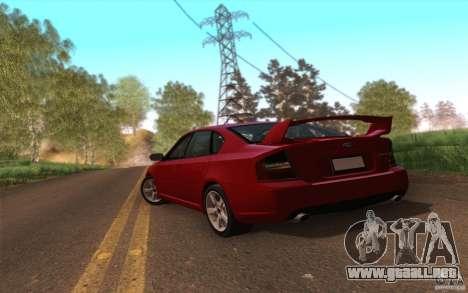 SA Illusion-S V3.0 para GTA San Andreas tercera pantalla