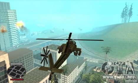 HUD for SAMP para GTA San Andreas