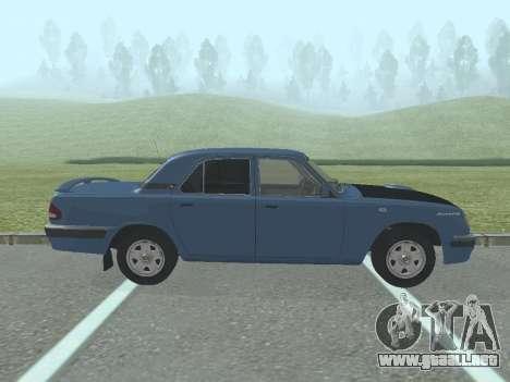 Volga GAZ 31105 para GTA San Andreas