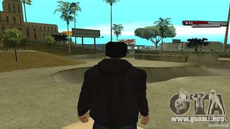 Trialist HD para GTA San Andreas sucesivamente de pantalla