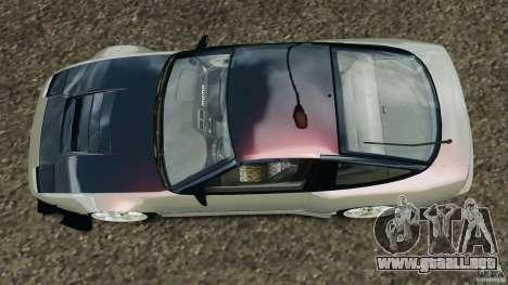 Nissan 240SX Kawabata Drift para GTA 4 visión correcta