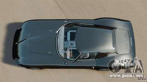 Ferrari 250 1964 para GTA 4 visión correcta