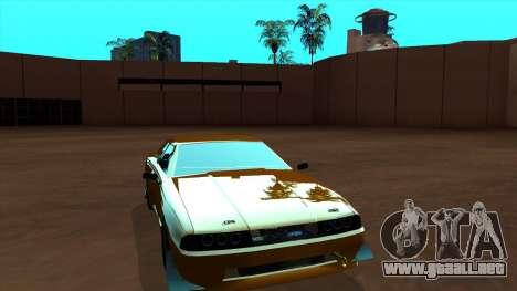 Elegy Roportuance para GTA San Andreas left