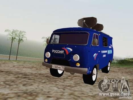 UAZ-3741 a para GTA San Andreas left