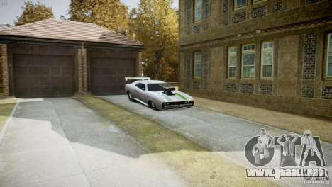 Dukes City-Drag para GTA 4 vista lateral