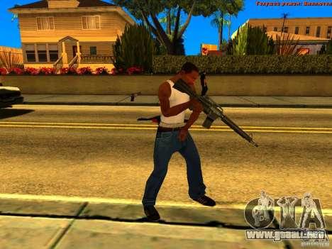 New Animations V1.0 para GTA San Andreas séptima pantalla