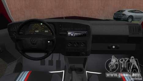 Volkswagen Golf GTI 1994 para GTA Vice City vista lateral izquierdo