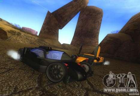 Guardia para GTA San Andreas interior