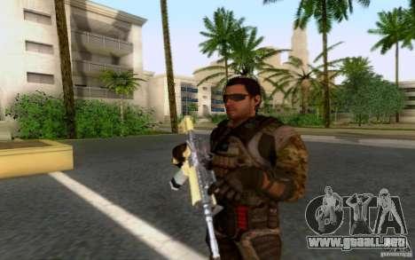 David Mason para GTA San Andreas tercera pantalla