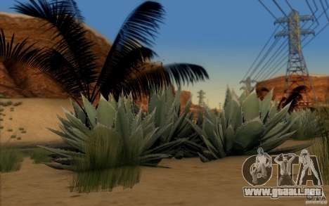 RoSA Project v1.0 para GTA San Andreas segunda pantalla