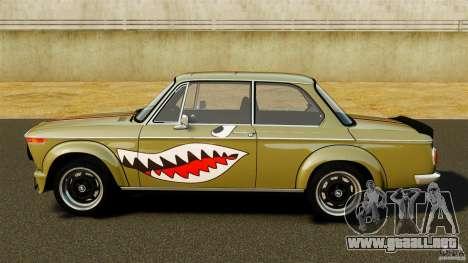 BMW 2002 Turbo 1973 para GTA 4 left