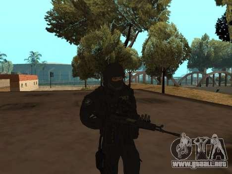 Miembro del FSB para GTA San Andreas