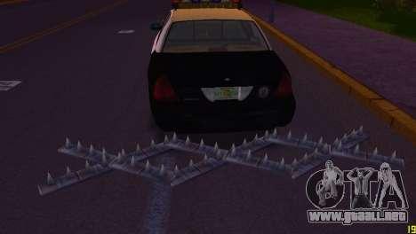 HP Stinger 2.0 para GTA Vice City tercera pantalla