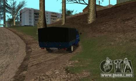 UAZ 39094 Fermer para la visión correcta GTA San Andreas