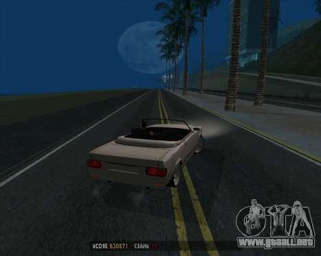Feltzer v1.0 para la visión correcta GTA San Andreas