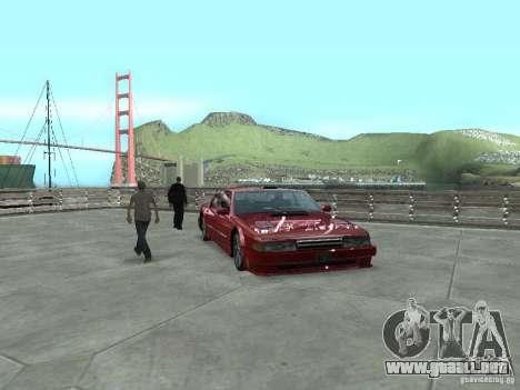 ENBSeries by Chris12345 para GTA San Andreas segunda pantalla