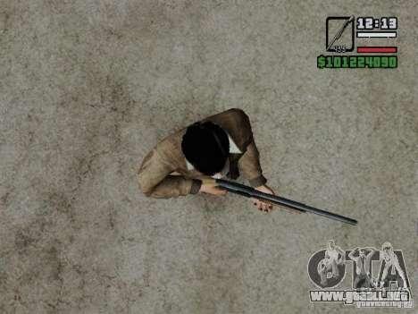 Vito Skalleta para GTA San Andreas tercera pantalla