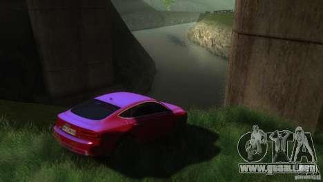ENBSeries by dyu6 v3.0 para GTA San Andreas quinta pantalla