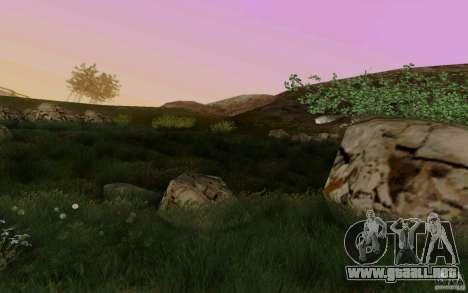 Sa_RaNgE posible v3.0 para GTA San Andreas octavo de pantalla