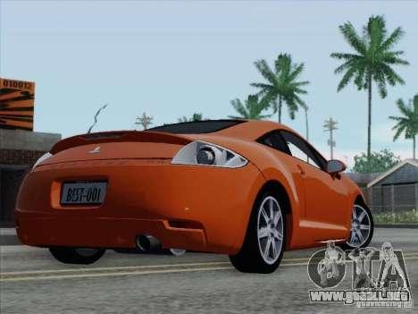 Mitsubishi Eclipse GT V6 para las ruedas de GTA San Andreas