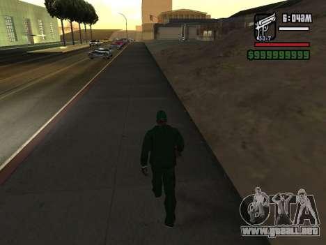 formato de 12/24 horas para GTA San Andreas
