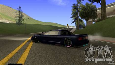Infernus v3 by ZveR para GTA San Andreas left