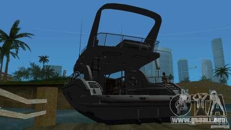 Barco para GTA Vice City visión correcta