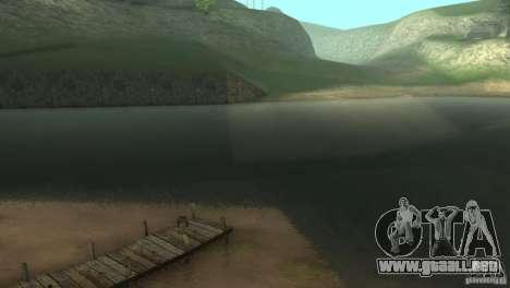 ENBSeries by dyu6 v3.0 para GTA San Andreas sexta pantalla