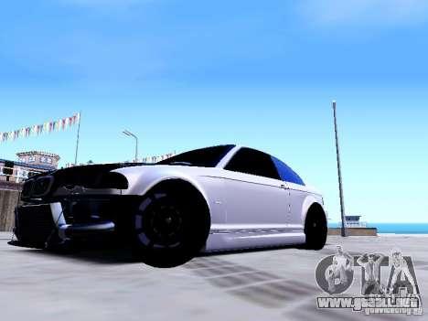 BMW 318i E46 Drift Style para GTA San Andreas
