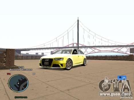 Tacómetro electrónico para GTA San Andreas