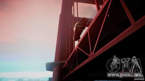 ENBSeries HQ para GTA San Andreas sucesivamente de pantalla