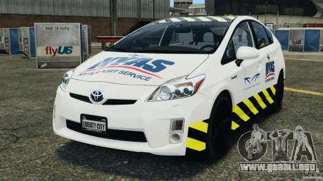 Toyota Prius NY Airport Service para GTA 4