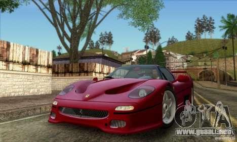 SA_gline v2.0 para GTA San Andreas novena de pantalla